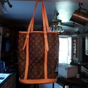 Louis Vuitton large tote